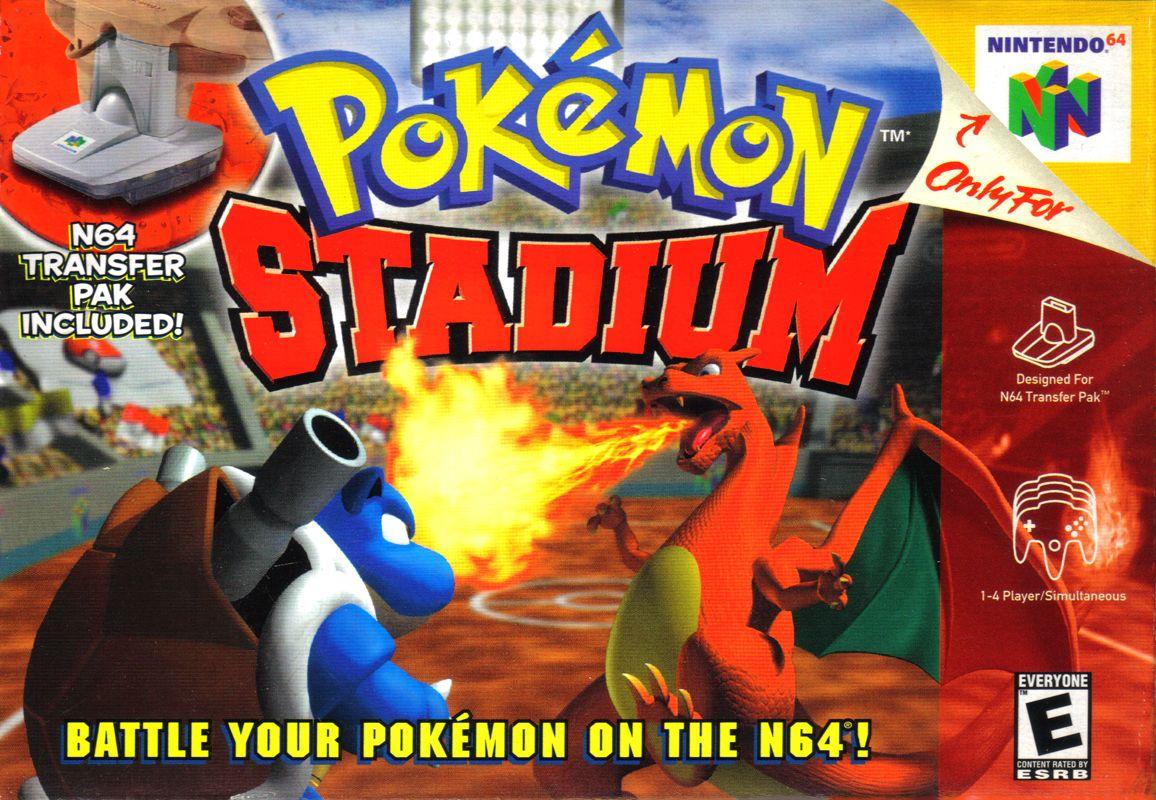 pokémon stadium 1999 nintendo