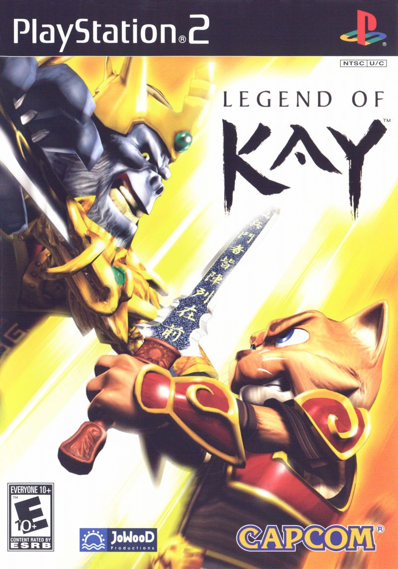 Legend of Kay for PlayStation 2 2005  MobyGames