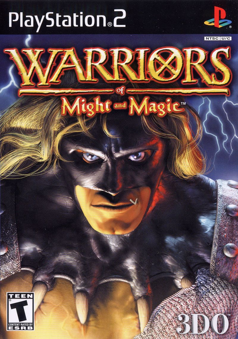 Warriors Of Might And Magic For PlayStation 2000 MobyGames