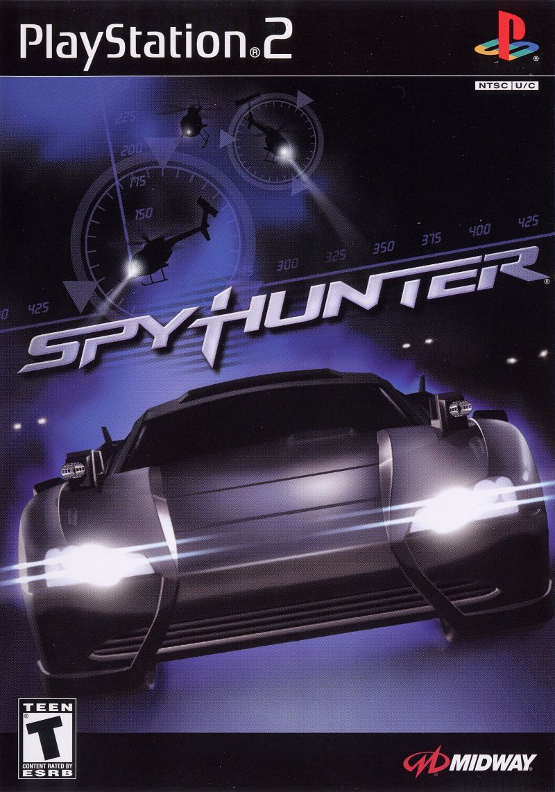 Spy Hunter for PlayStation 2 2001  MobyGames