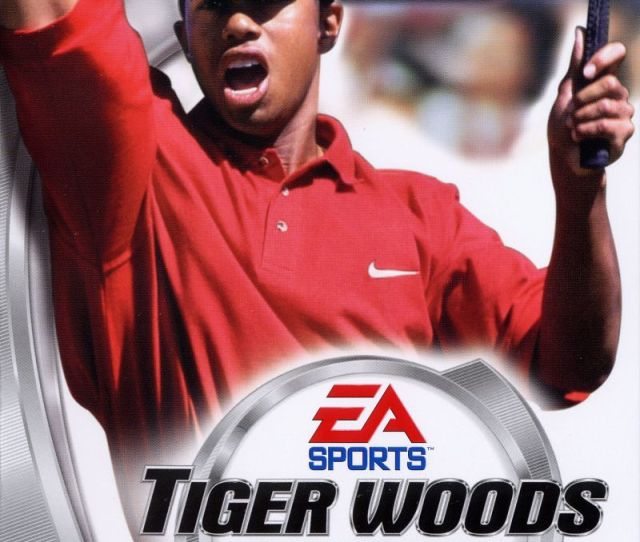 Tiger Woods Pga Tour  Front Cover