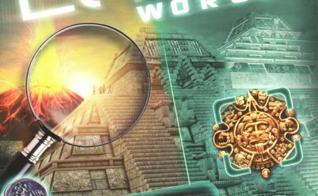 The History Channel Lost Worlds For Macintosh 2008