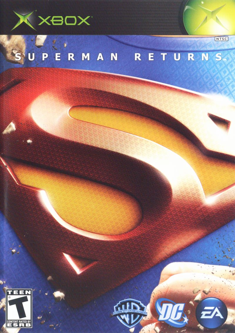 Superman Returns For Xbox 2006 Mobygames