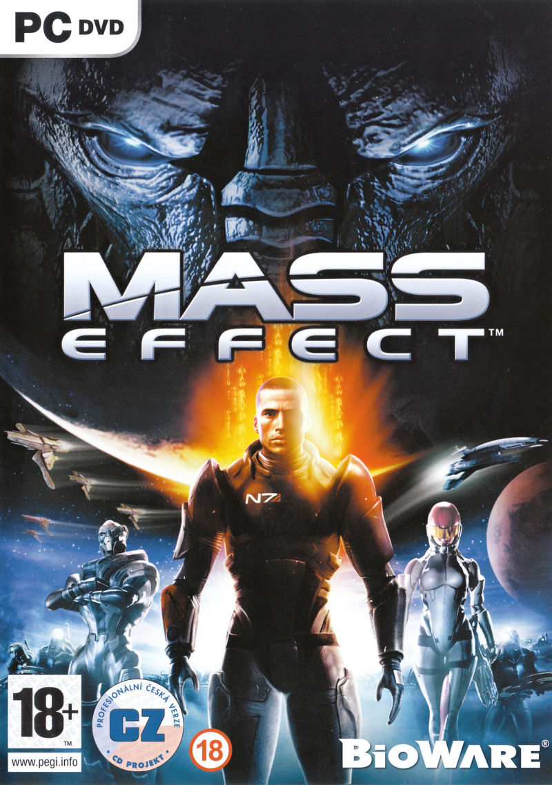 Image result for mass effect cover art