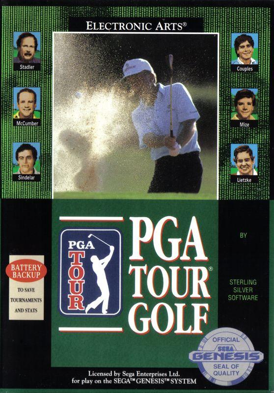 PGA Tour Golf for Genesis 1991  MobyGames