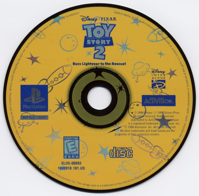 Toy Story Credits 1999 2