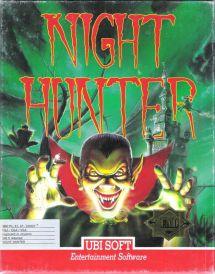Night Hunter Commodore Amiga Games Database - Year of Clean