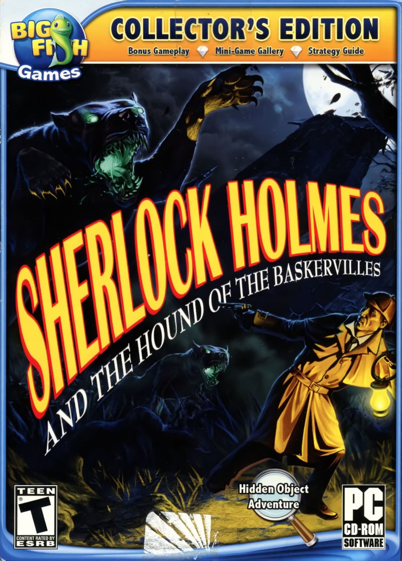 Sherlock Holmes and the Hound of the Baskervilles Collectors Edition for iPad 2012  MobyGames