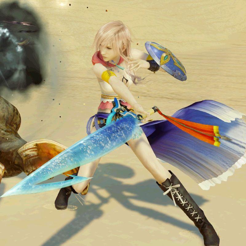 Lightning Returns: Final Fantasy XIII - FFX-2 Yuna (2013) PlayStation 3 box cover art - MobyGames