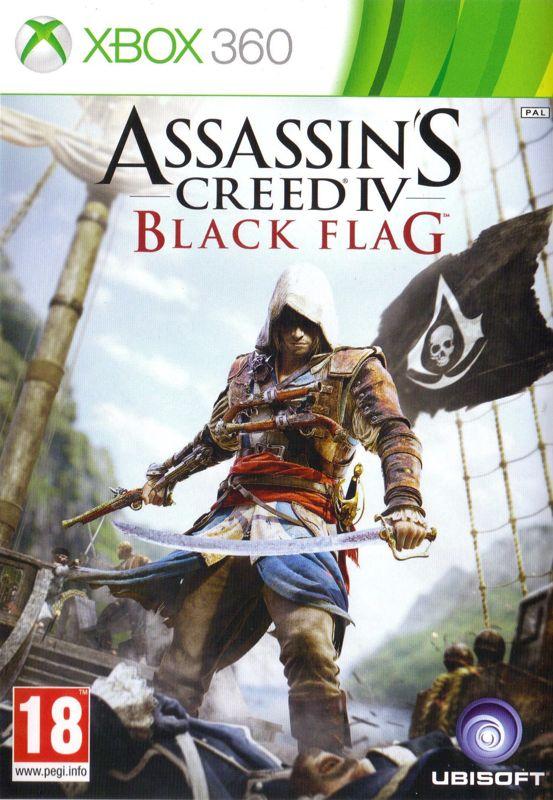 Assassins Creed IV Black Flag 2013 Xbox 360 credits