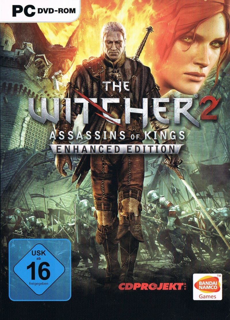 The Witcher 2 Assassins Of Kings Enhanced Edition For