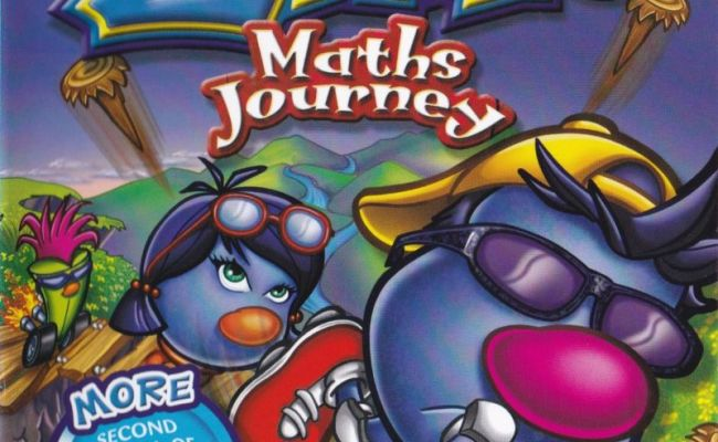 Logical Journey Of The Zoombinis For Macintosh 1996