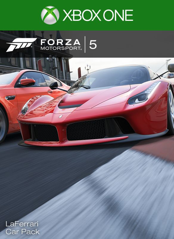 Forza Motorsport 5 Laferrari Car Pack For Xbox One 2013