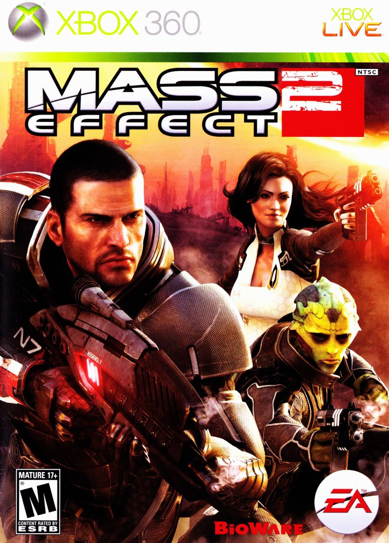 Mass Effect 2 2010 Xbox 360 credits  MobyGames