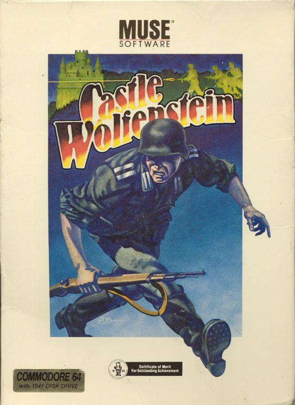 Castle Wolfenstein for Apple II 1981  MobyGames