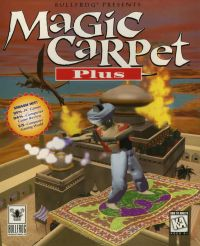 Magic Carpet Plus for DOS (1995) - MobyGames