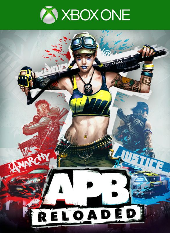 APB Reloaded For Xbox One 2016 MobyGames
