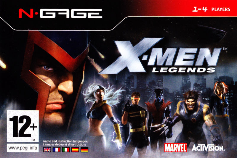 Image result for x-men legends