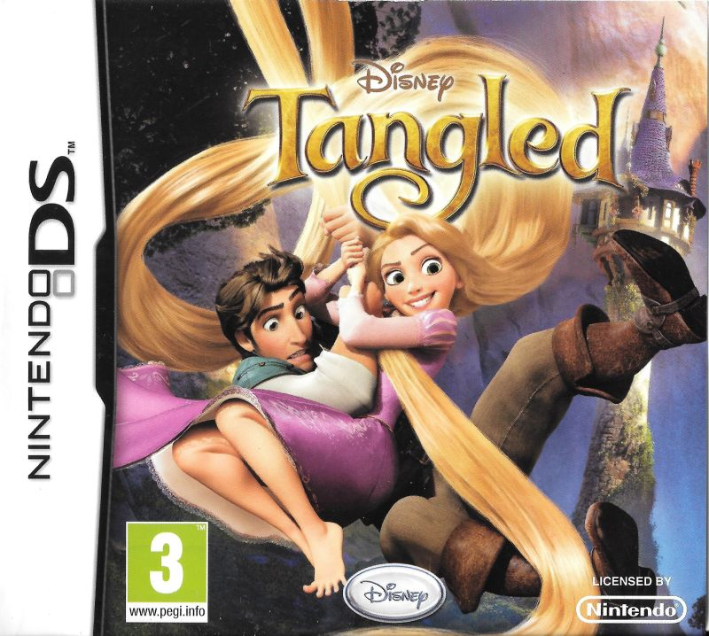 Disney Tangled 2010 Nintendo DS credits  MobyGames