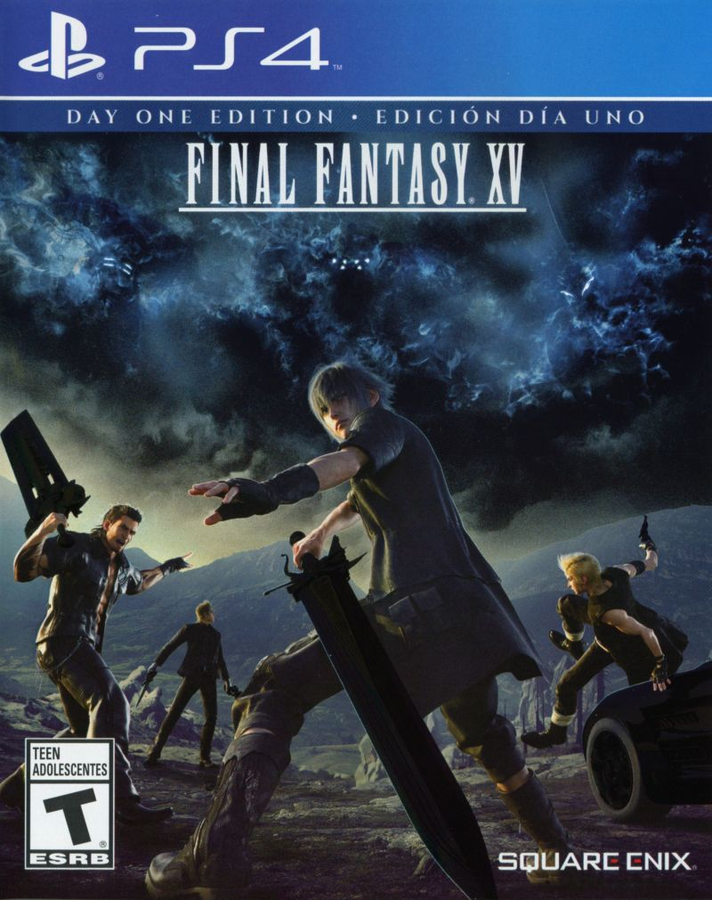 Final Fantasy XV for PlayStation 4 2016  MobyGames