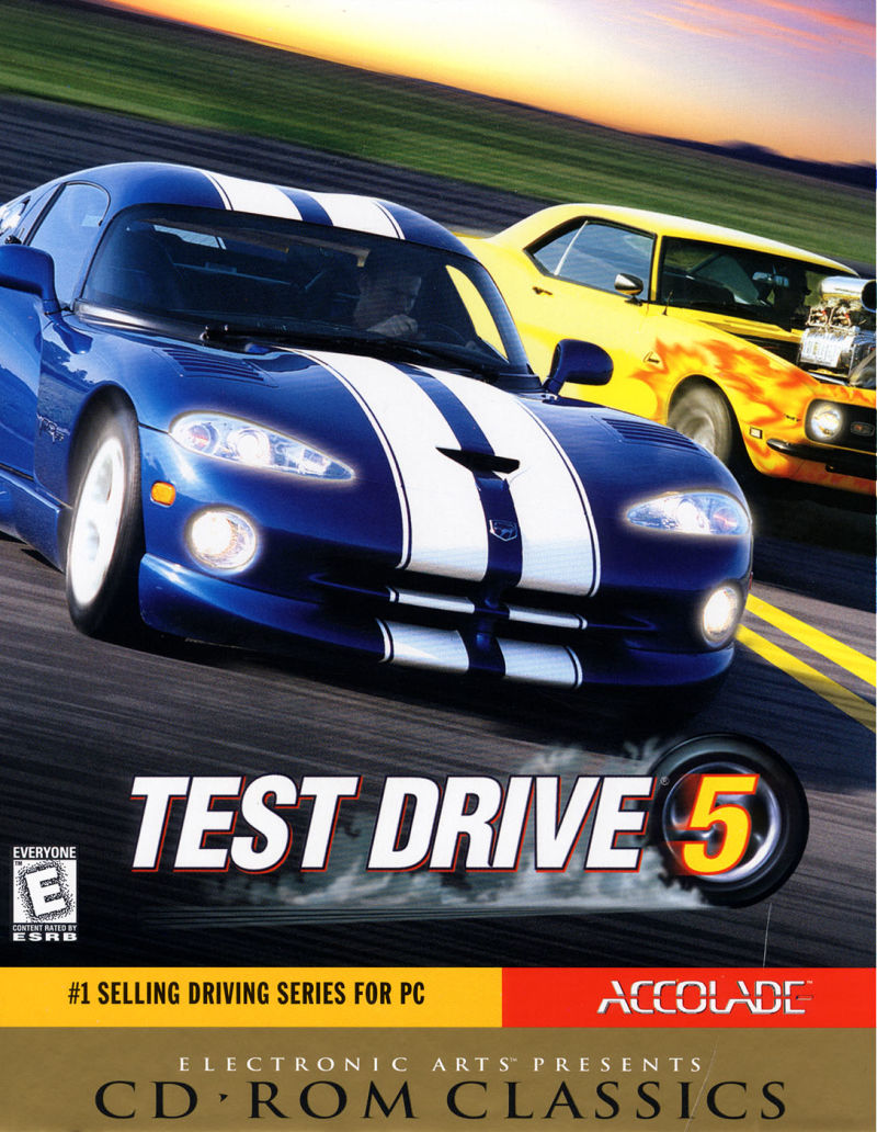 Test Drive 5 for PlayStation 1998  MobyGames