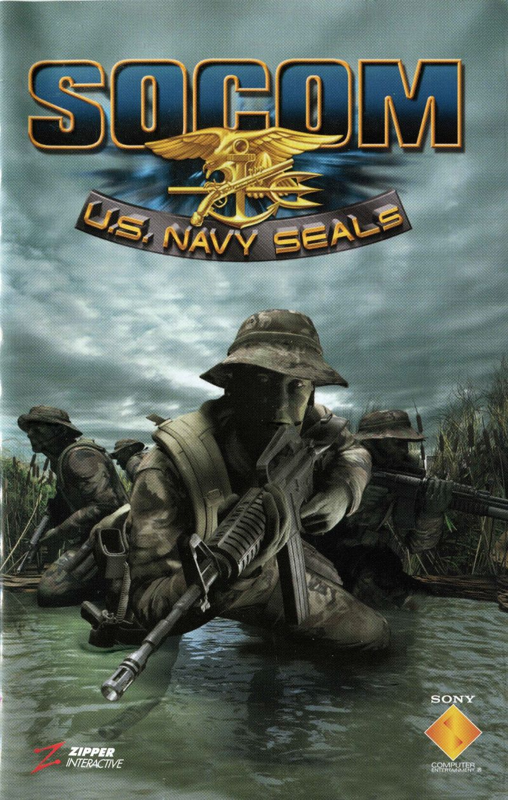 navy seals 2002 playstation