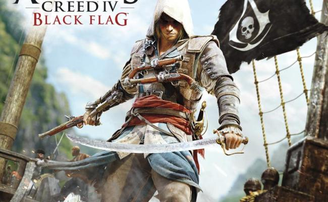 Assassin S Creed Iv Black Flag Gold Edition For