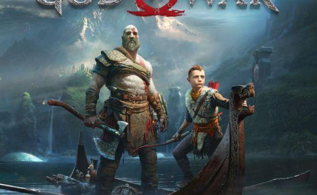 God Of War For Playstation 4 2018 Mobygames