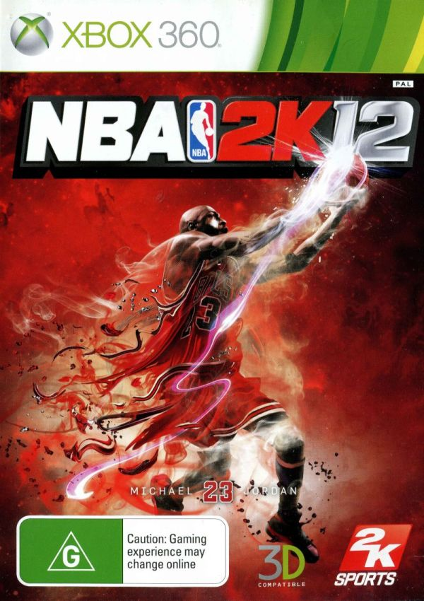 Nba 2k12 Cover Art Year Of Clean Water