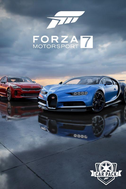 Bugatti 3 Horizon Forza Chiron