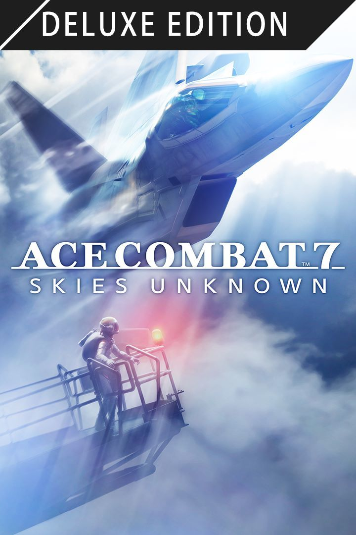 Ace Combat 7 Skies Unknown Deluxe Edition for Xbox One 2019  MobyGames