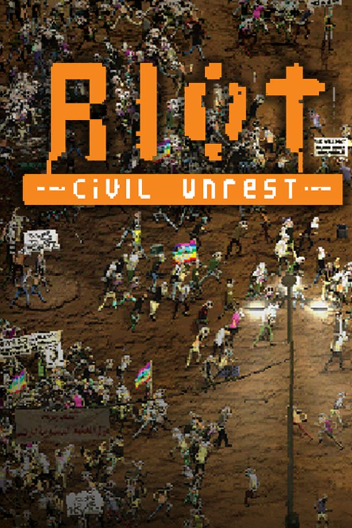 Riot: Civil Unrest for Xbox One (2019) - MobyGames