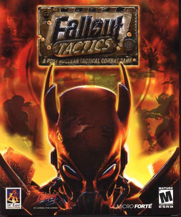 Playing In The Fall Wallpaper Fallout Tactics Brotherhood Of Steel For Windows 2001