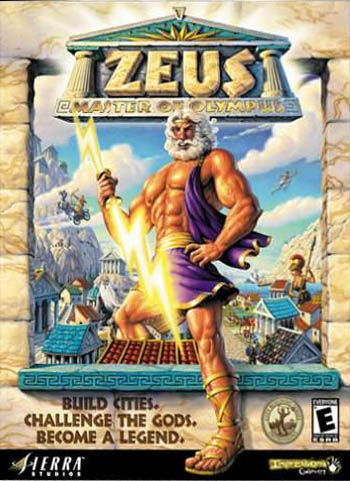 Zeus Master of Olympus for Windows 2000  MobyGames