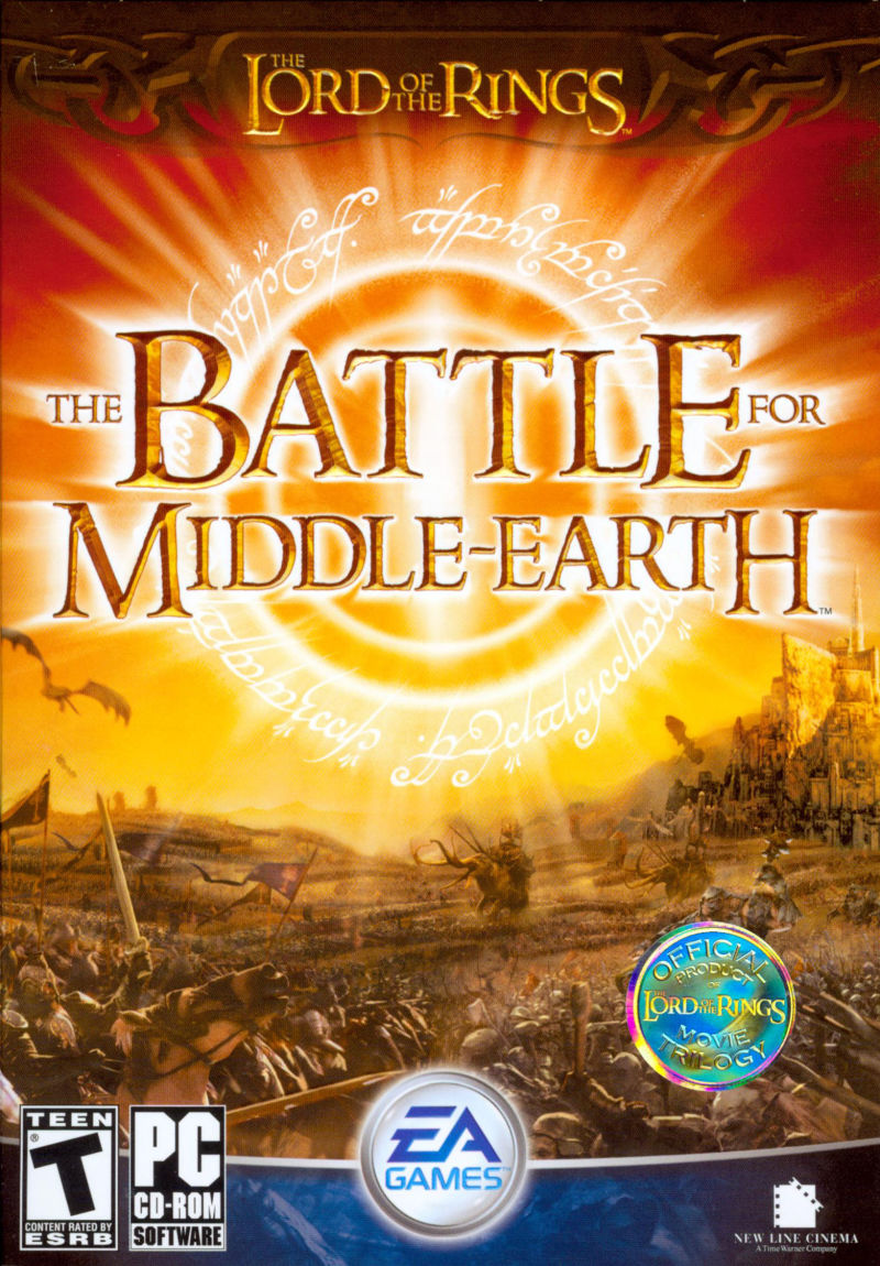 The Lord of the Rings The Battle for Middleearth 2004 Windows credits  MobyGames