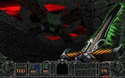 Hexen: Beyond Heretic Screenshot