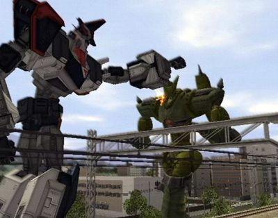 Robot Alchemic Drive Screenshot