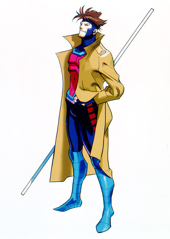 Marvel vs Capcom Clash of Super Heroes 1998 promotional art  MobyGames