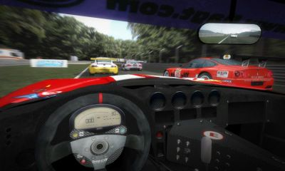 GTR: FIA GT Racing Game Screenshot