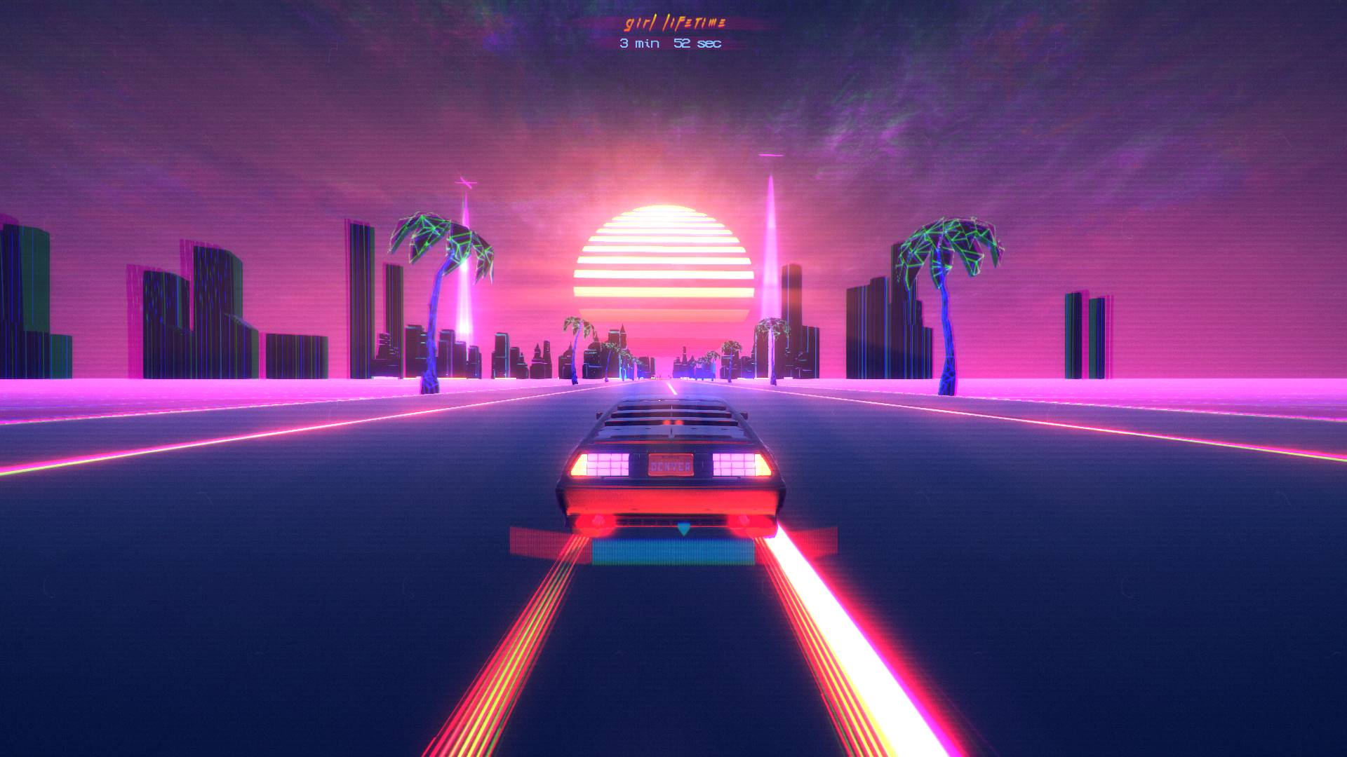 Chill Wave Car Wallpaper Outdrive 2016 Promotional Art Mobygames