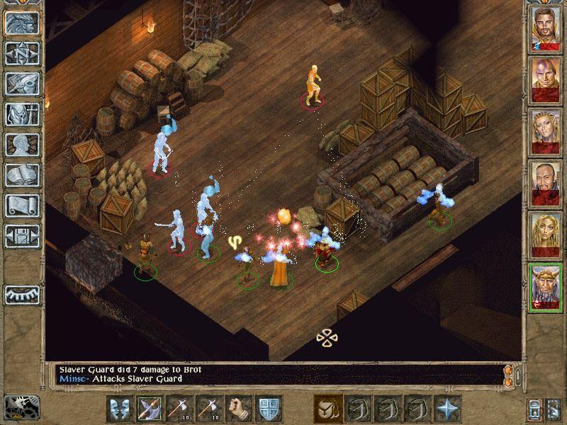 Baldurs Gate II Shadows of Amn Screenshots for Windows  MobyGames