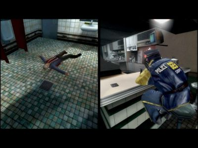 Indigo Prophecy Windows A corpse, and a cop just a door away
