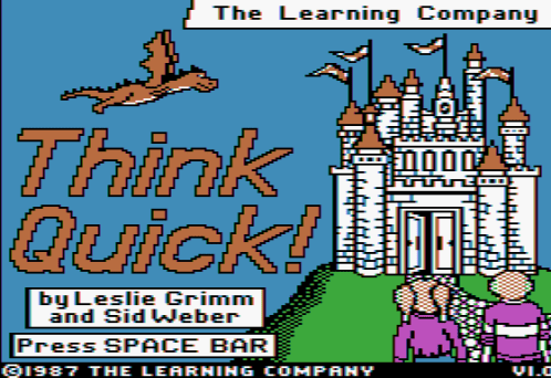 Think Quick promotional screenshot