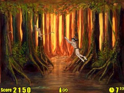 Art is Dead Windows Don't shoot Tarzan!