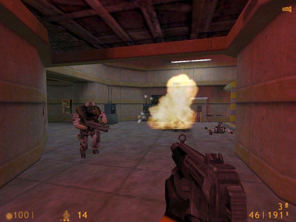 Half Life Screenshots For Windows