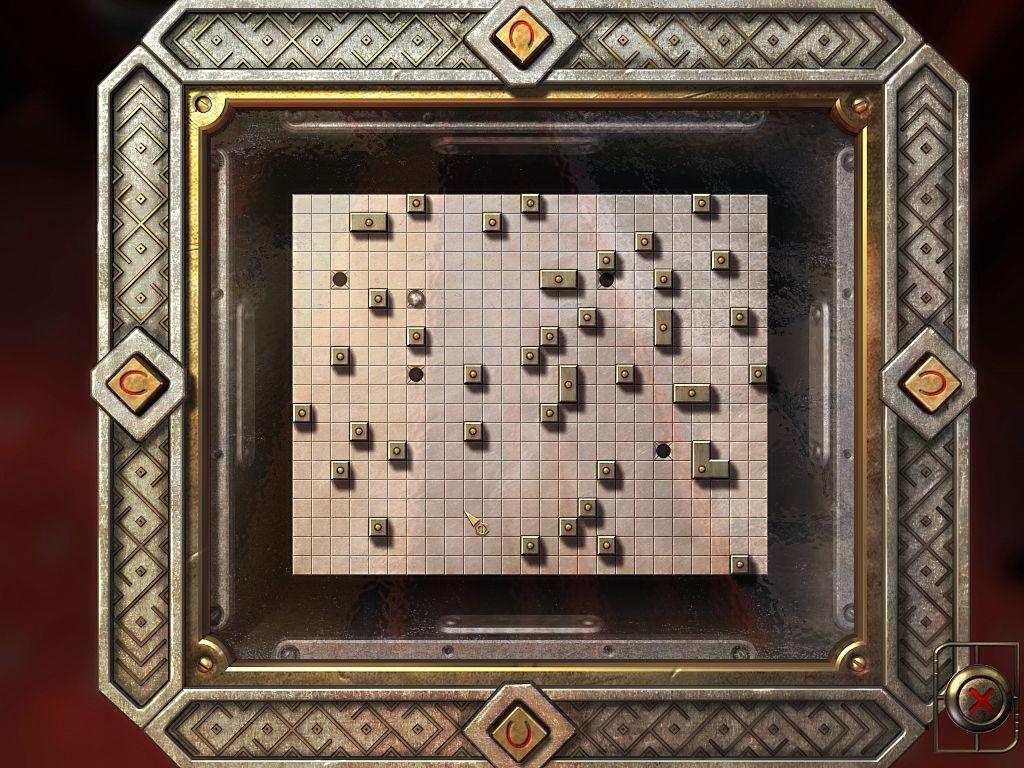 Safecracker: The Ultimate Puzzle Adventure Windows The steel ball puzzle