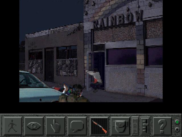 Daryl F. Gates Police Quest: Open Season DOS Shootout!