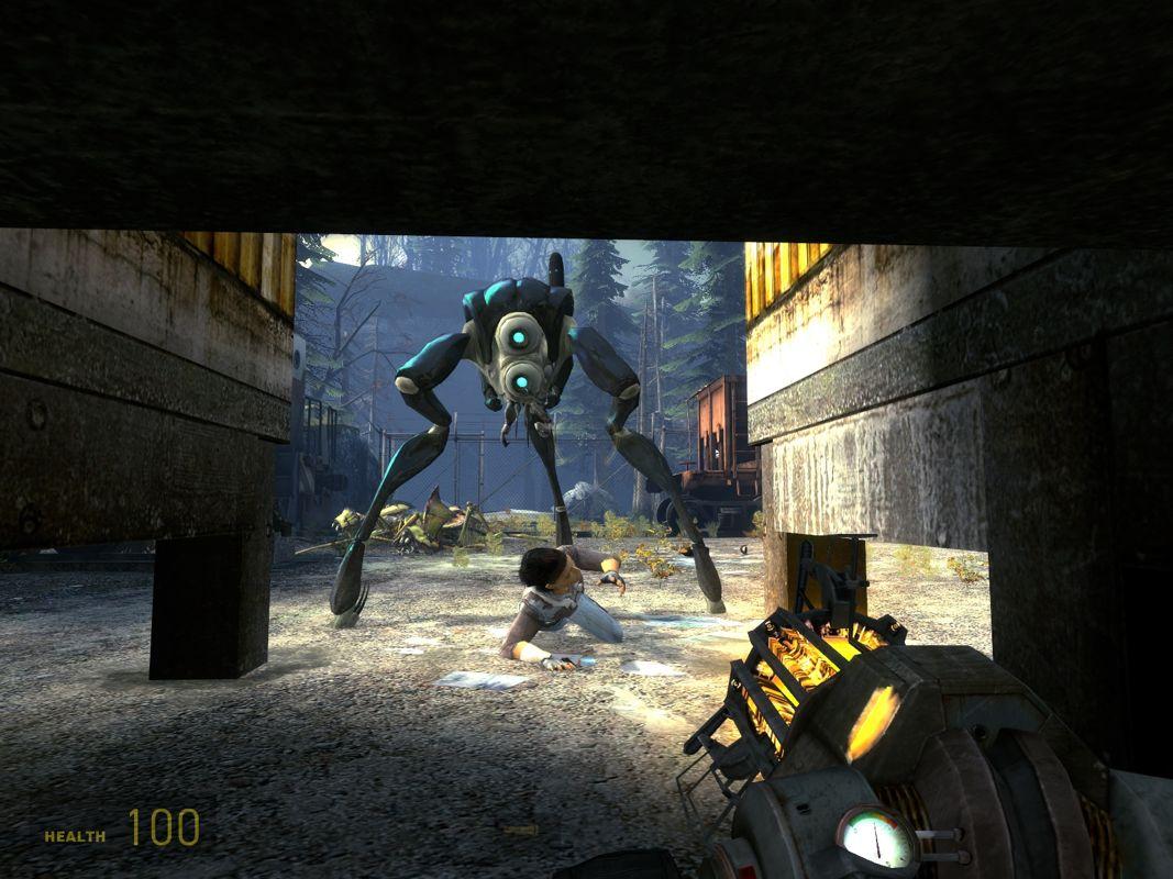 Half Life 2 Episode Two Screenshots For Windows