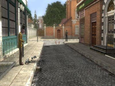 Sherlock Holmes: Nemesis Windows Baker Street