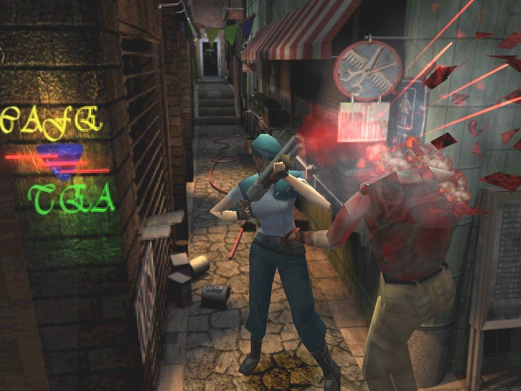Cute Black Labs Wallpaper Resident Evil 3 Nemesis Screenshots For Windows Mobygames